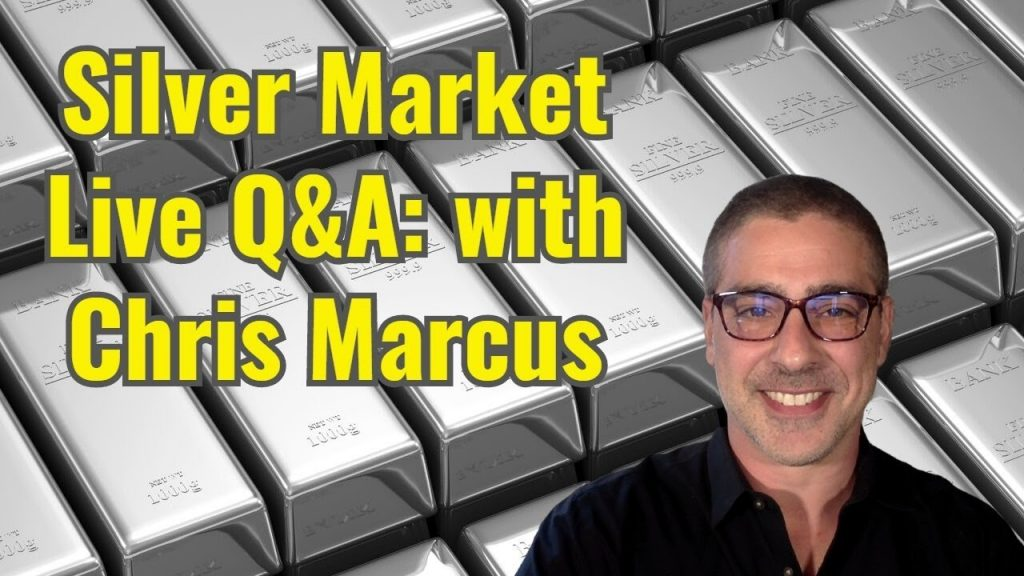 Silver Market Live Q&A with Chris Marcus