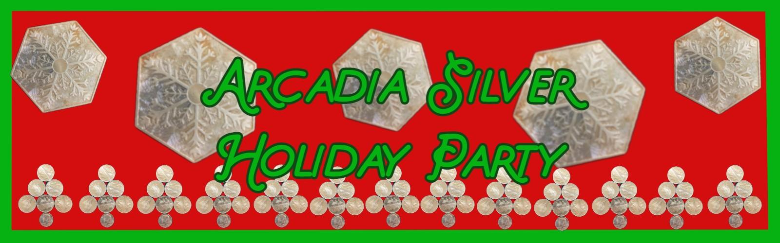 Arcadia Holiday Silver Party