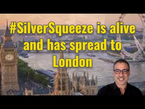 """Silver tightness spreads to London, while ETFs add """"short squeeze"""" language into prospectuses"""
