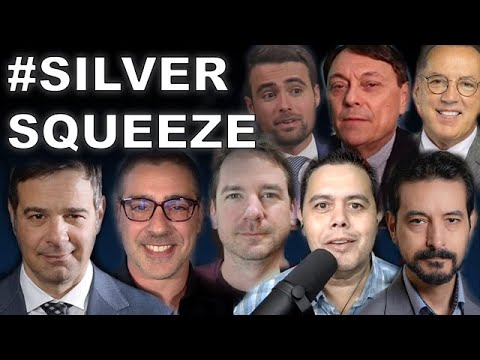 #Silversqueeze Expert Panel: CHRIS MARCUS, Andy Schectman, Robert Kientz, Patrick Vierra, +more