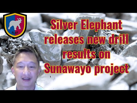 Silver Elephant releases new drill results on Sunawayo project