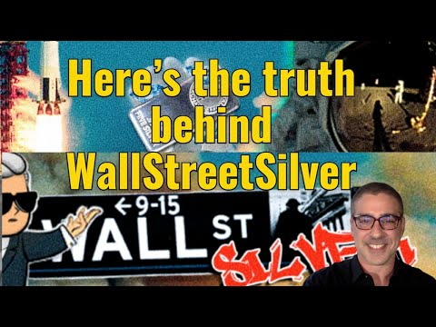 Here's the truth behind WallStreetSilver