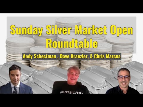 Silver Sunday Market Open Roundtable
