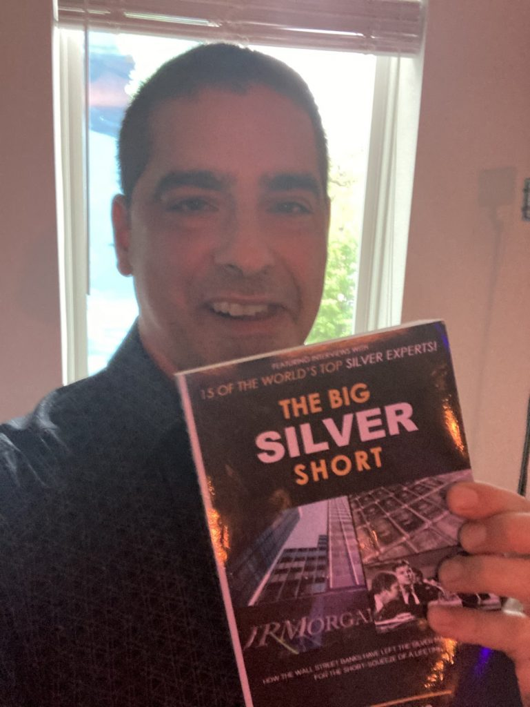 The Big Silver Short by Chris Marcus