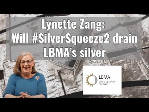 Lynette Zang: Will #SilverSqueeze2 drain LBMA's silver
