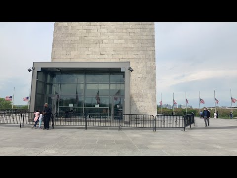You can go inside the Washington monument?!