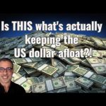Is THIS what's actually keeping the US dollar afloat?!