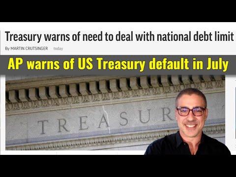 AP warns of US Treasury default in July