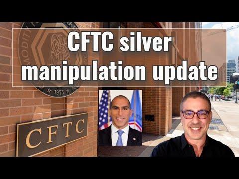 CFTC silver manipulation update