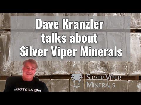 Dave Kranzler talks about Silver Viper Minerals