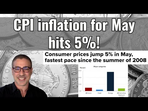CPI inflation for May hits 5%!