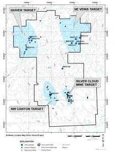 northwest-canyon-quiver-northeast-veins-silver-cloud-mine