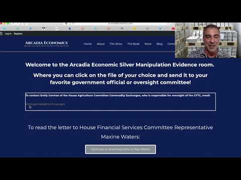 Report Rostin Behnam to the CFTC's Oversight Committee for his role in silver manipulation
