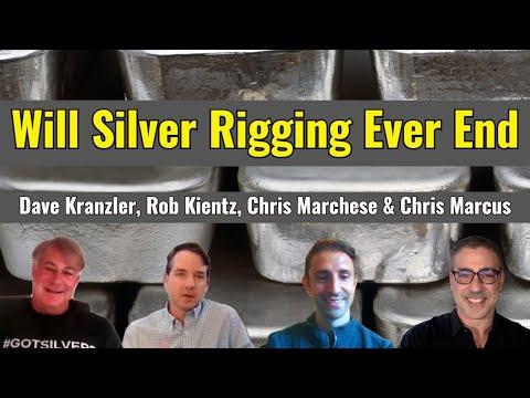 Will silver rigging ever end: Dave Kranzler, Rob Kientz, Chris Marchese