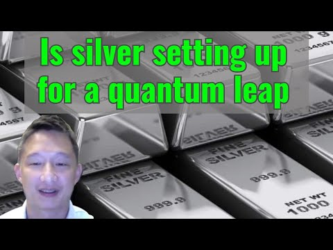 Is silver setting up for a quantum leap