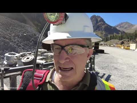 Aurcana Silver offers a look inside its silver mine