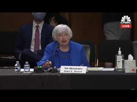Yellen: US debt default would be 'financial calamity'